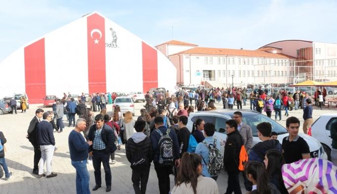 Özel Babaoğlu Anadolu Lisesinden Bursluluk Sınavı