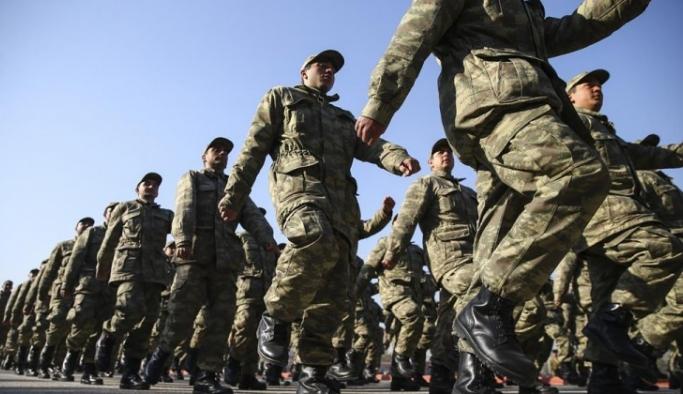 98 Doğumlu Yükümlüler Mayıs Ayında Silahaltına Alınacak