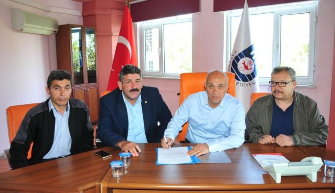 Karaman Belediyesi Ve Sıhhi Tesisatçılar Odası Arasında Protokol İmzalandı