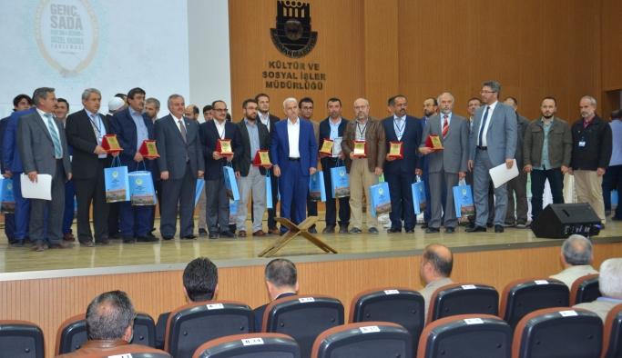 Kur'an-I Kerim'i Güzel Okuma Yarışması Bölge Finali