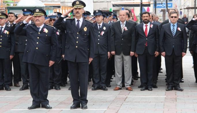 Türk Polis Teşkilatı'nın 173. Kuruluş Yıl Dönümü Kutlandı