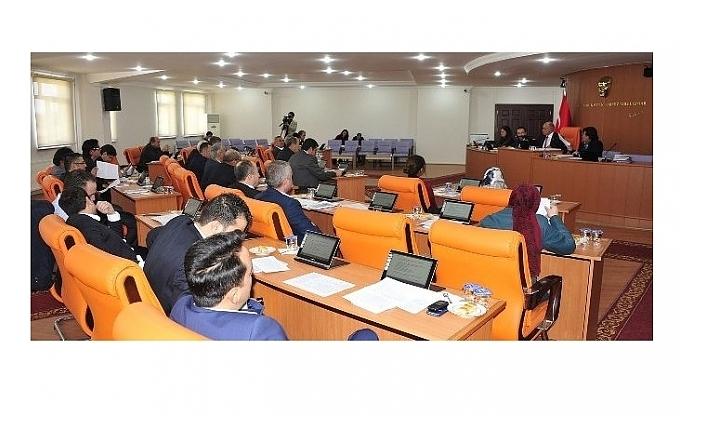 Belediye Meclisi Başkan Kalaycı Başkanlığında Toplanacak