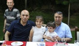 Emniyet'ten Şehit Ailelerine İftar