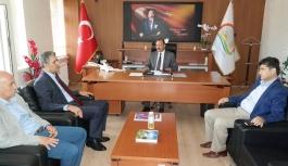 Milletvekili Recep Konuk'dan Özçalık'a Ziyaret