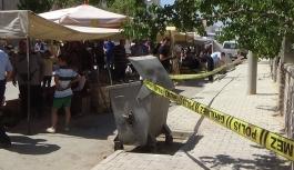 Pazarcılar Arasında Silahlı Kavga:...