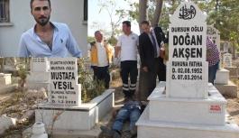 Uzman Çavuş, Dedesinin Mezarının...
