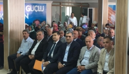 Ak Parti, Tam Kadro İl Danışma Meclisi Toplantısı Yaptı