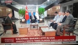 """Kalkınma Bakanı Lütfi Elvan: """"Alman – Türk İlişkileri Bir Ölçüde Zedelenecektir"""""""
