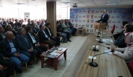 Ak Parti Ekim Ayı İl Danışma Meclisi Toplantısı Gerçekleştirildi