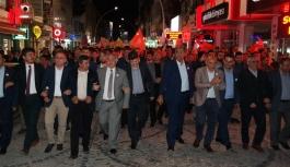 Ak Parti İl Başkanı Nazmi Ünlü: Teşekkürler Karaman