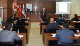 MEVKA, Karaman'da Dış Ticarette Fırsatlar Ve Yükselen Pazar Afrika Paneli Düzenledi