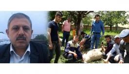 Ambar Köyü, Büyük İftar Sofrasına...
