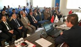 """""""4. Bölge İstişare Ve Değerlendirme Toplantısı Karaman'da Yapıldı"""