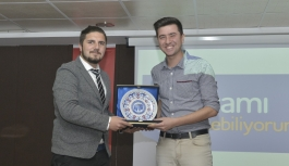 KMÜ'de Öğrencilere Ekonomi İpuçları