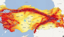 Deprem Haritası Güncellendi: 46 İlde...