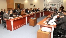 KOP İdaresi'nde Sulama Kooperatifleri Ve Sorunları Masaya Yatırıldı