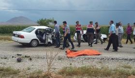 Karaman'da Feci Kaza: 6 Ölü, 4 Yaralı