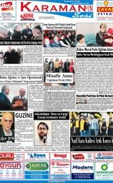 www.kgrt.net - 21.01.2019 Manşeti