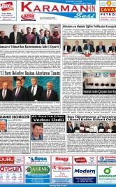 www.kgrt.net - 16.01.2019 Manşeti