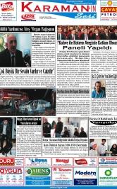www.kgrt.net - 01.03.2019 Manşeti