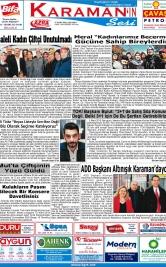 www.kgrt.net - 13.03.2019 Manşeti