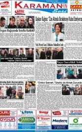 www.kgrt.net - 18.02.2019 Manşeti