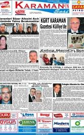 www.kgrt.net - 11.02.2019 Manşeti