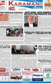www.kgrt.net - 23.05.2018 Manşeti