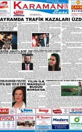 www.kgrt.net - 19.06.2018 Manşeti