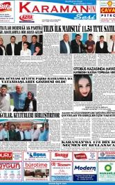 www.kgrt.net - 20.06.2018 Manşeti