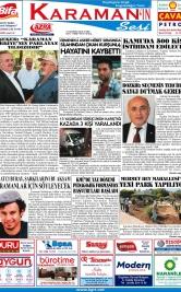 www.kgrt.net - 22.06.2018 Manşeti