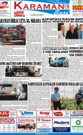 www.kgrt.net - 12.07.2018 Manşeti