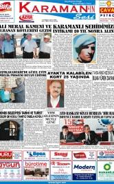 www.kgrt.net - 13.07.2018 Manşeti
