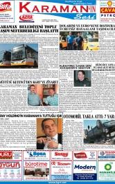 www.kgrt.net - 14.08.2018 Manşeti