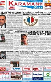 www.kgrt.net - 15.09.2018 Manşeti