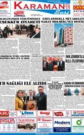 www.kgrt.net - 12.10.2018 Manşeti