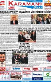 www.kgrt.net - 20.10.2018 Manşeti