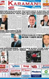 www.kgrt.net - 17.11.2018 Manşeti