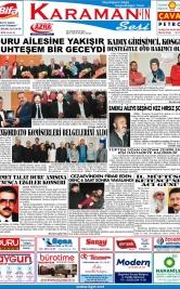 www.kgrt.net - 20.11.2018 Manşeti