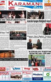 www.kgrt.net - 11.12.2018 Manşeti