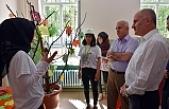 Bekir Sıtkı Erdoğan Ortaokulu'nda Tübitak 4006 Bilim Fuarı