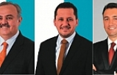 Karaman'ı Recep Şeker, Selman Oğuzhan Eser ve İsmail Atakan Ünver Meclis'te Temsil Edecek