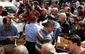 İstanbul'daki Karamanlılar Aşure Gününde Buluştular