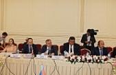 Milletvekili Şeker, Kırgızistan'da Türkpa Çevre Ve Doğal Kaynaklar Komisyonu Toplantısına Katıldı