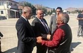Vali Meral Kılbasan Ve Morcalı Köylerini Gezdi