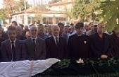 Vali Meral Cenaze Namazına Katıldı