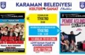 Belediyeden İki Farklı Tiyatro Etkinliği