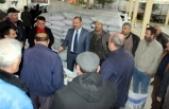 Dağlık Bölge Çiftçilerine Ücretsiz Macar Fiği Tohum Desteği