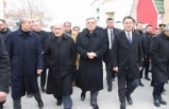 Devlet Protokolü Duran Ahmet Dinçer'in Cenazesi İçin İlimizde