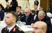 Vali Fahri Meral Gaziantep'te Seçim Bölge Güvenlik Toplantısına Katıldı